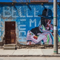 Bolivian Street Photography